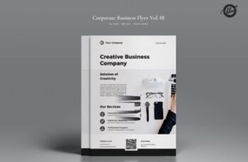 Creative Flyer Vol. 01 1738187 2