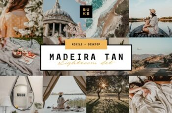 5 Tan Lightroom Presets Bundle 4054585 5