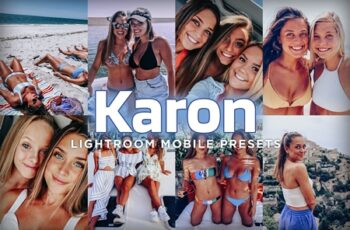 7 Mobile Lightroom Presets Karon 4044219 7