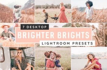 Brights Lightroom desktop presets 4061872 8