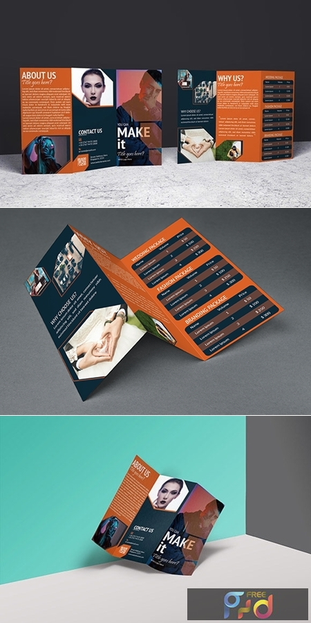 Photography Tri Fold Brochure 1738057 1