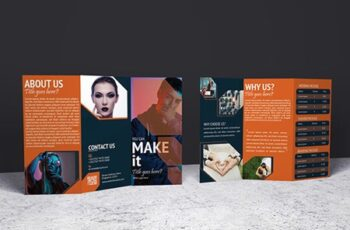 Photography Tri Fold Brochure 1738057 7