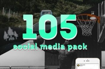 105 Social Media Pack 24328443 7