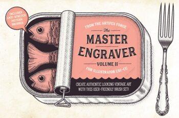 The Master Engraver - Brushes 3260325 6