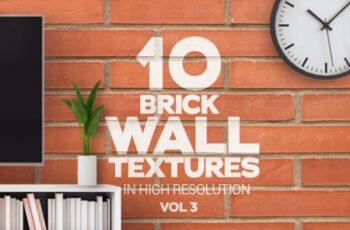 Brick Wall Textures X10 Vol3 1742337 4