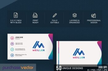 Business Cards Templates 1742705 2