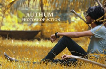 Authum Color - Photoshop Action 1760797 5