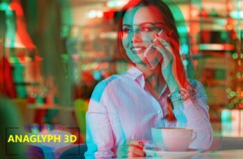 Anaglyph 3D - Photoshop Action 1760822 3