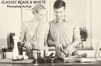 Classic Black and White - Ps Action 1760727 6