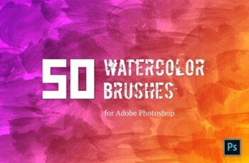 Watercolor Brush Set #1 4067372 6