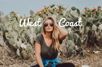 Just Josie - West Coast Mobile & Desktop Presets 6