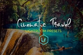 30 Cinematic Travel Lightroom Presets 24521243 4