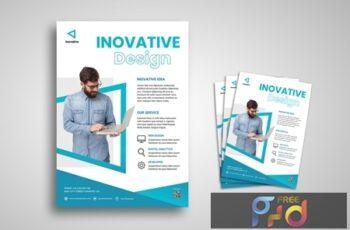 Business Flyer Promo Template RZL3JUN 7