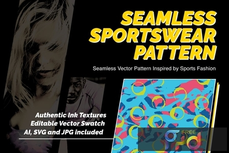 Modern Sportswear Seamless Pattern Bundle S4PNCFL 1
