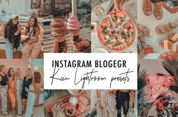 INSTAGRAM BLOGGER LIGHTROOM PRESETS 4094096 8