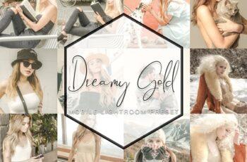 Mobile Lighroom - Dreamy Gold 4090373 4