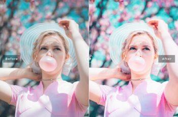 Sweet Pink Pro Lightroom Presets 4107214 3