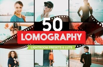 50 Lomography Lightroom Presets 4106172 7