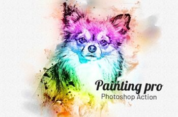 Painting Photoshop Action 4095053 7