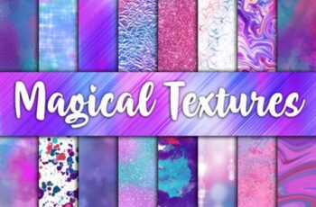 Magical Textures Digital Papers 1750220 6