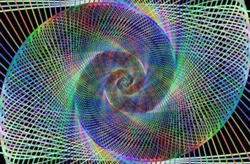 5 Fractal Spiral Design Backgrounds 1748677 6