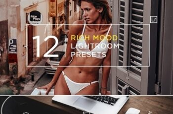 12 Rich Mood Lightroom Presets 23680246 2