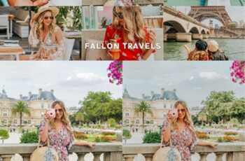 Travel Influencer Mobile Presets 4078894 5