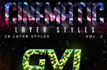 Cinematic Layer Styles Vol.2 22920553 6