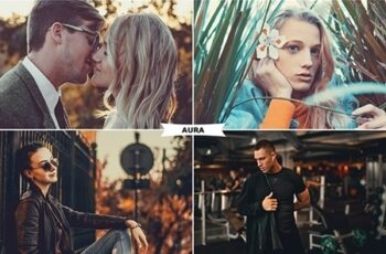 4 IN 1 Photoshop Actions Bundle 23013537 6