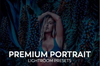 21 Portrait Lightroom Presets 22444834 3