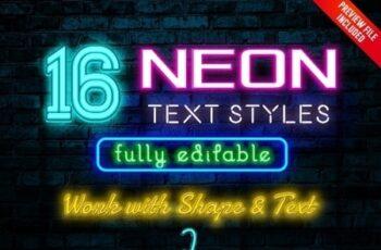 Vintage Neon Styles Vol.03 22995645 9