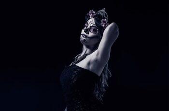 Dark Gothic Photoshop Action 23030478 1