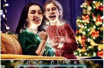 Christmas Photoshop Action 23014713 3