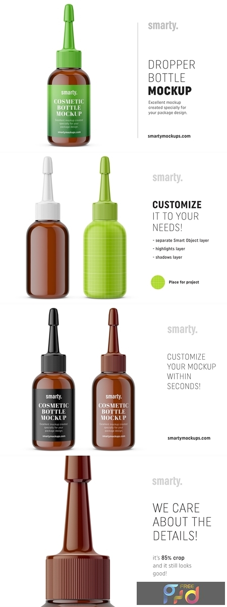 Dropper bottle mockup amber 3754964 1