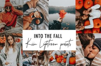 5 AUTUMN LIGHTROOM PRESETS 4140633 4