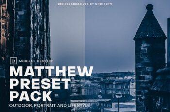 Matthew Lightroom Preset Pack 4081385 6
