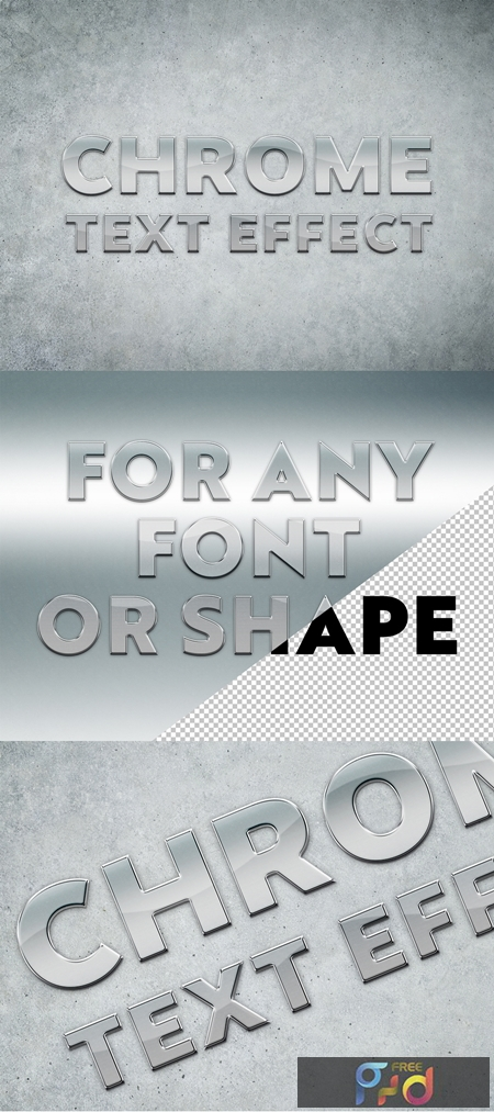 Chrome Text Effect Mockup 282505151 1