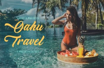 Oahu Travel Mobile Presets 4142991 3