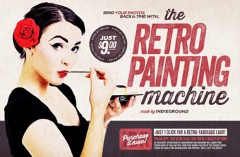 The Retro-Painting Machine 4130036 6