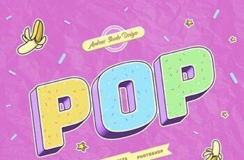Pop Art Text Effects 24595678 7