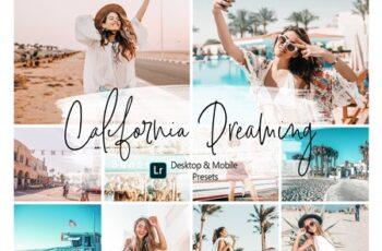 California Blogger Lightroom Presets 4102378 6