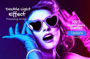 Double Light Effect 4099085 1