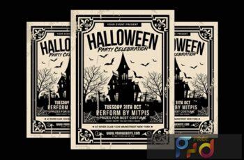Halloween Party Celebration K8EPDQS 5