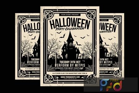Halloween Party Celebration K8EPDQS 1