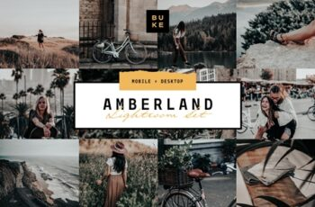 Amberland Edition Lightroom Preset 4112722 6