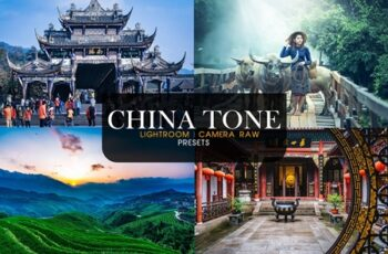 20 China Tone Lightroom & Camera Raw 4152376 2