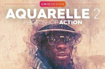 Aquarelle 2 Photoshop Action 24571911 4