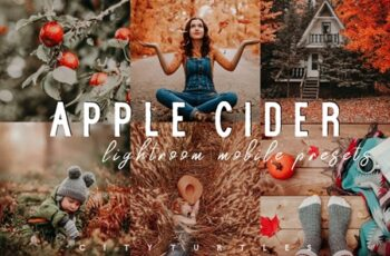 Rich Mood APPLE CIDER Mobile Presets 4160732 4