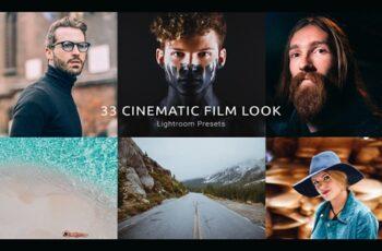 33 Cinematic Film Lightroom Presets 4128362 12