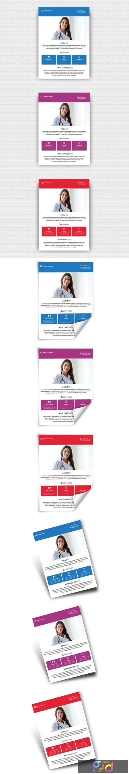 Medical Flyer 2578939 1
